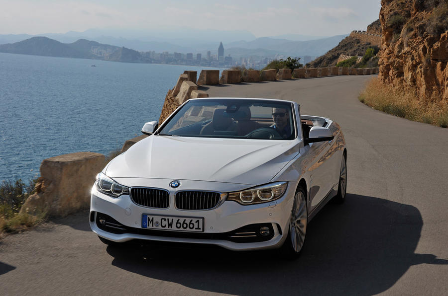 BMW 428i Luxury Convertible