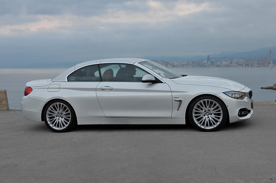 BMW 428i Luxury Convertible first drive review