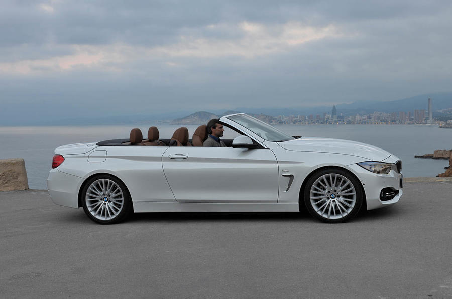 242bhp BMW 428i Luxury Convertible