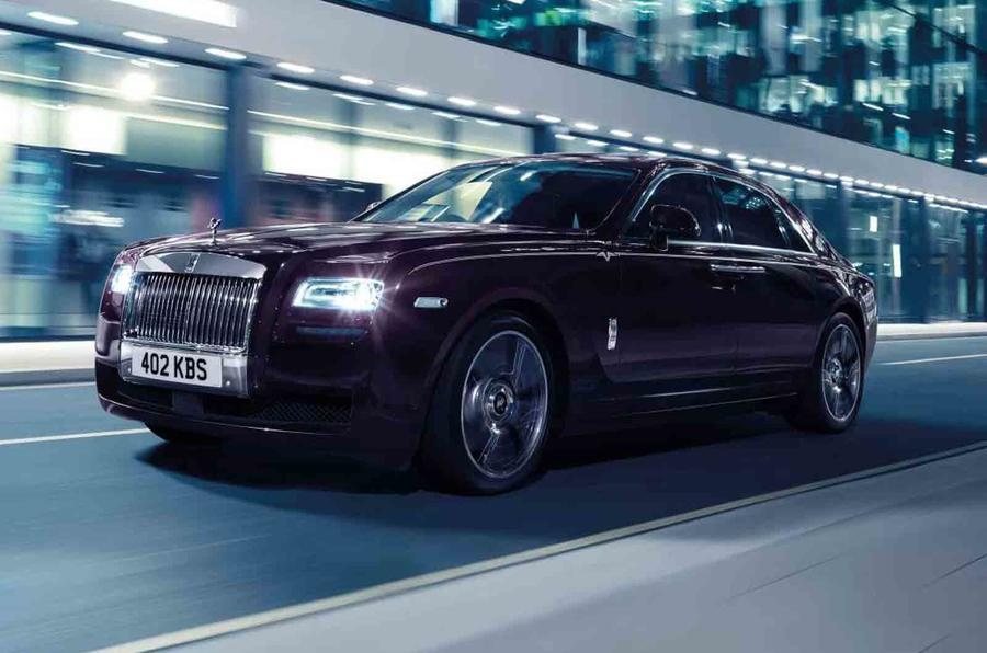 Quick news: Rolls-Royce Ghost special edition, Honda aftercare