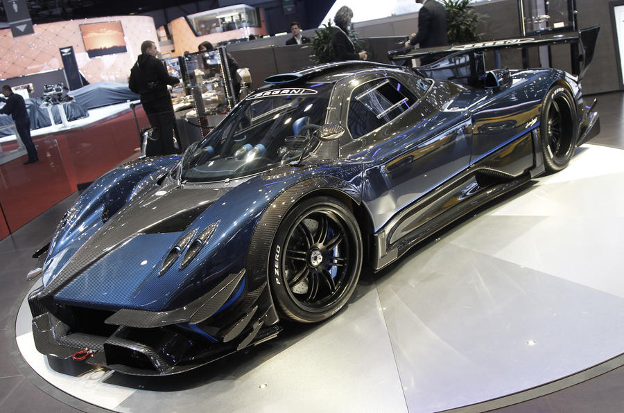Pagani Zonda Revolucion priced at £2.3m | Autocar