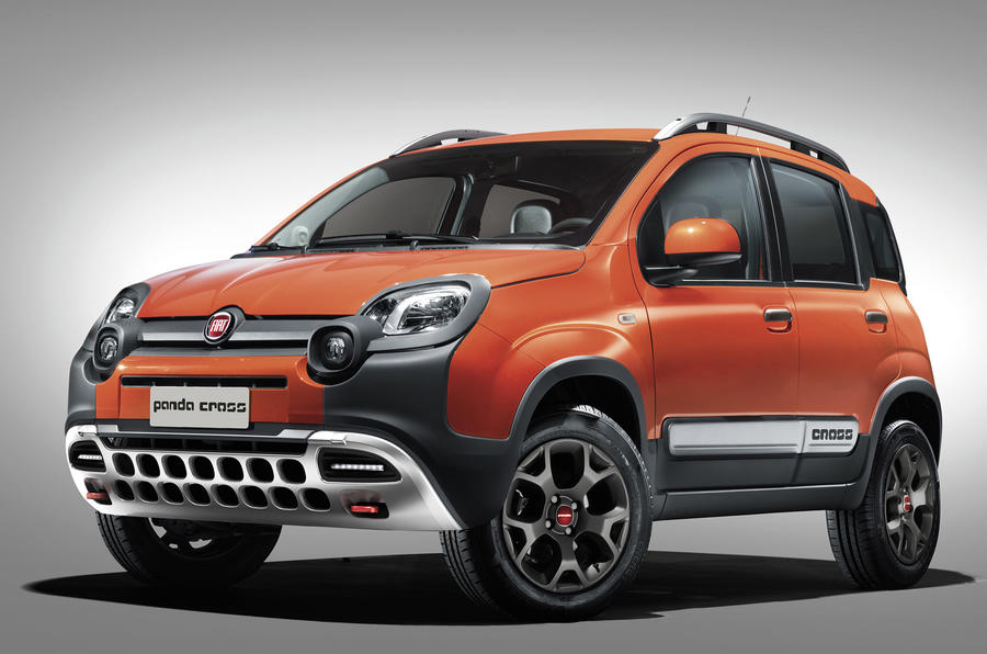 New Fiat Panda Cross revealed ahead of Geneva show