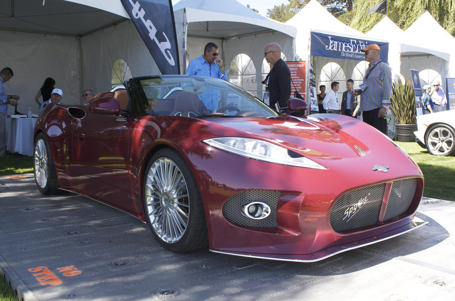 Pebble Beach 2013 - picture gallery