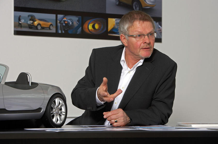 Mazda appoints new British design director
