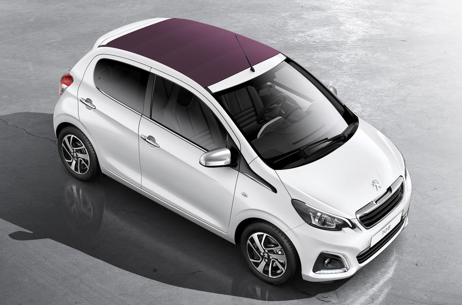 Peugeot 108 pricing revealed