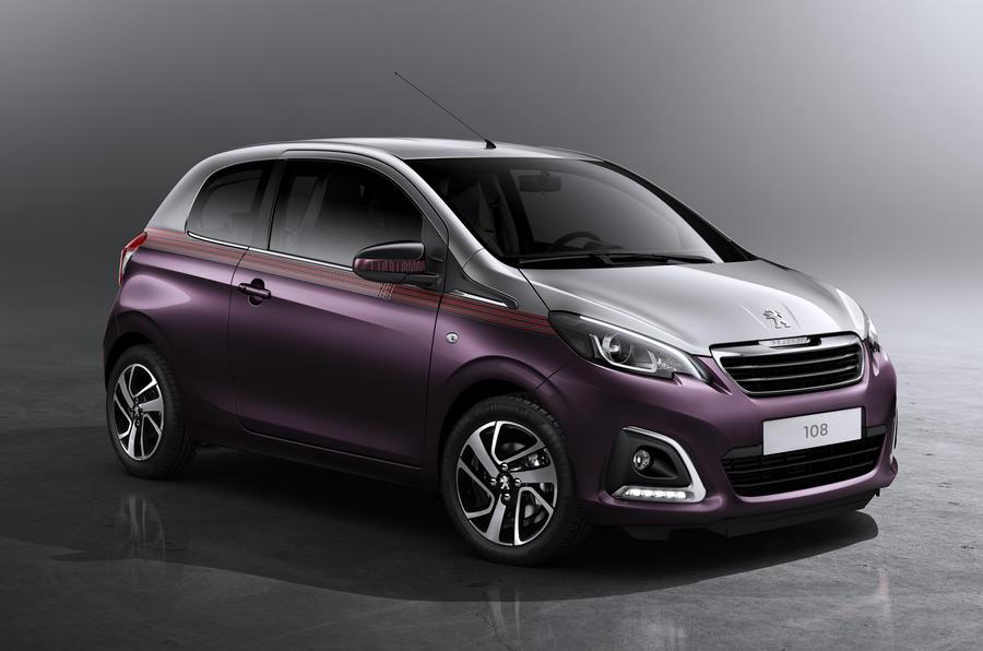 Peugeot plans new engine family for Geneva