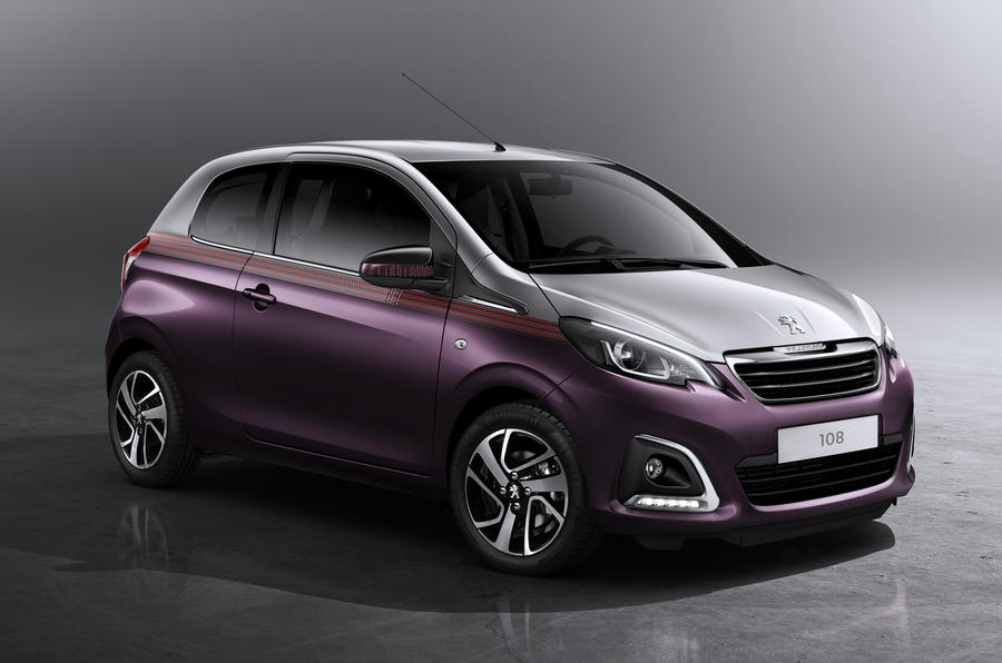 new peugeot 108 priced from 8245 autocar
