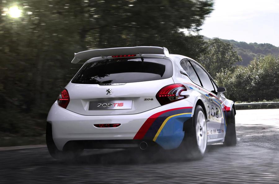 Sébastien Loeb To Drive Peugeot 208 T16 At Pikes Peak
