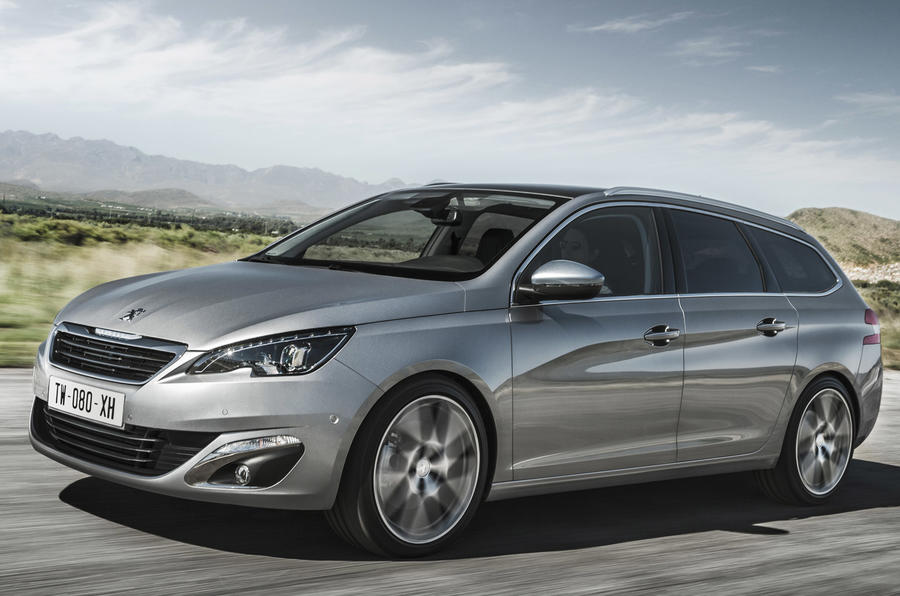 New Peugeot 308 SW goes on sale, priced from £16,895