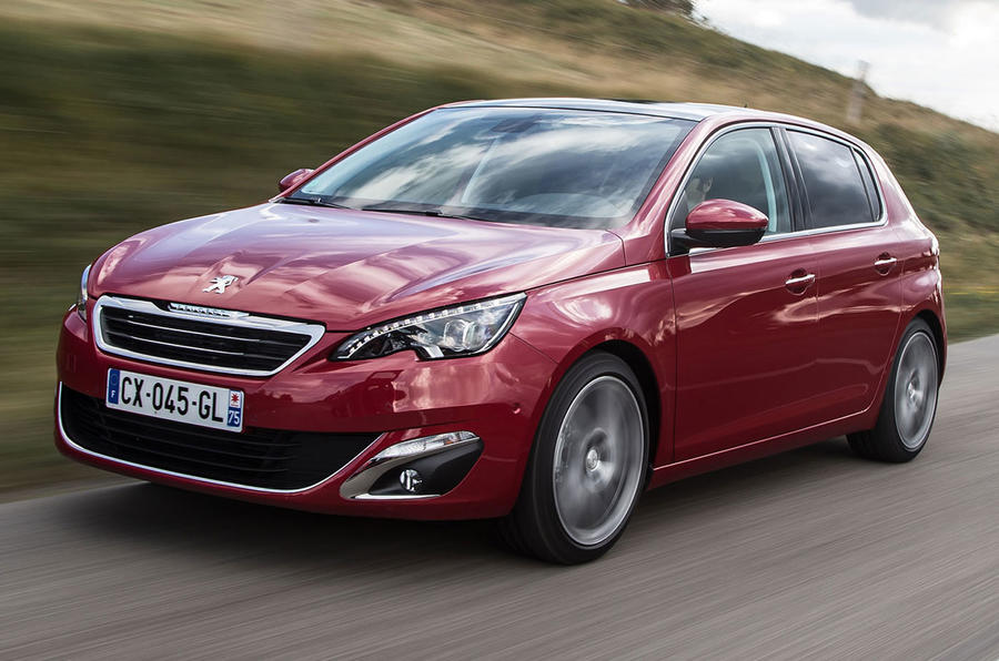 peugeot 308 allure 1 2 e thp puretech 130 auto first drive. Black Bedroom Furniture Sets. Home Design Ideas