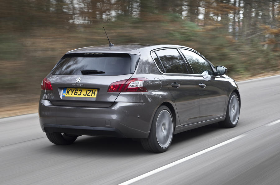 How Peugeot's 308 won Car of the Year
