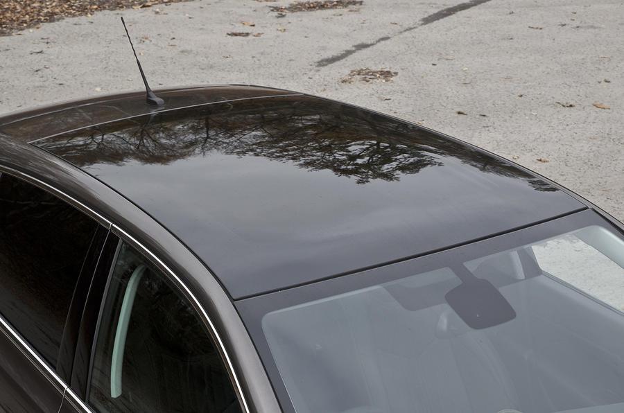Peugeot 308 panoramic sunroof