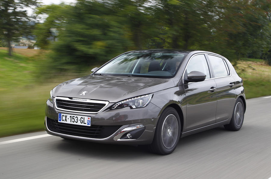 Peugeot 308 1.6-litre e-HDi first drive review