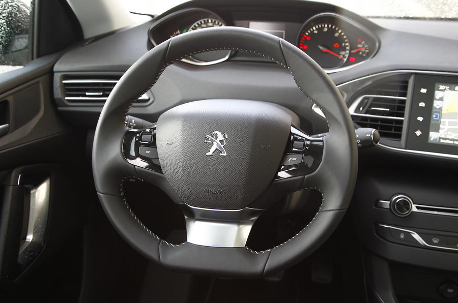 peugeot 308 1 6 litre e hdi diesel first drive