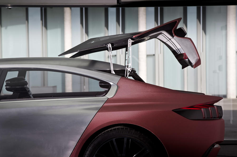 Peugeot Exalt concept revealed - plus exclusive studio pictures