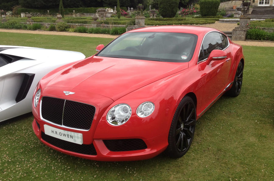 Wilton Classic and Supercar event preview