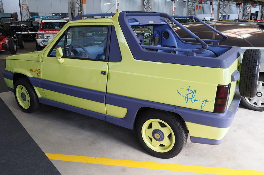 The Seat car museum - picture special