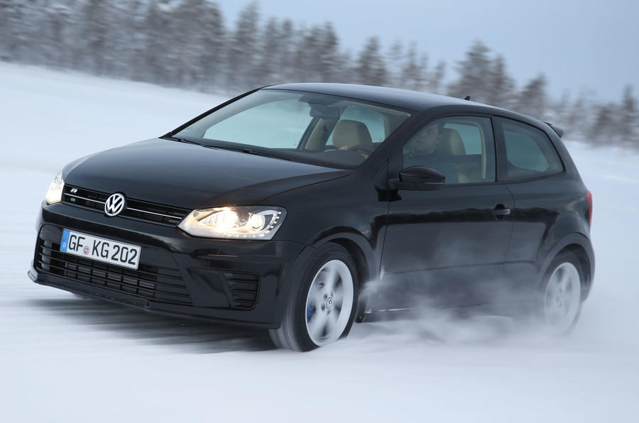 Volkswagen Polo R prototype first drive review