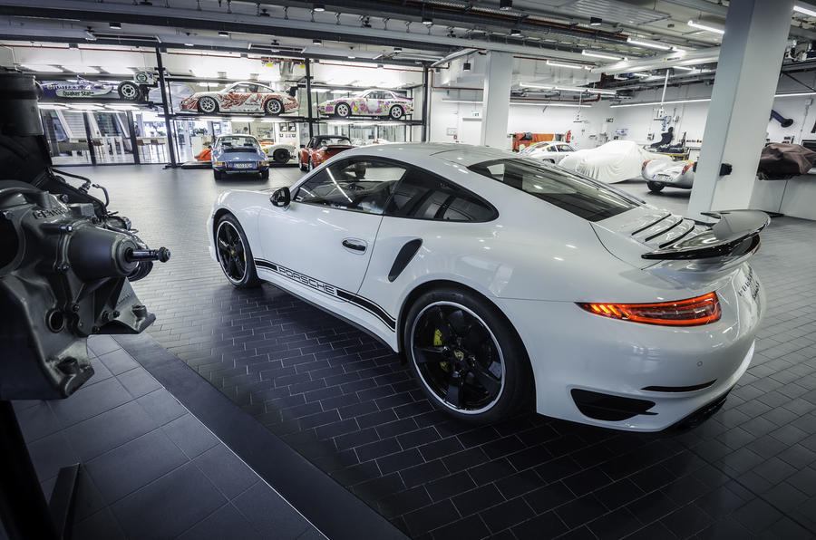 Limited-edition Porsche 911 Turbo S revealed for UK market