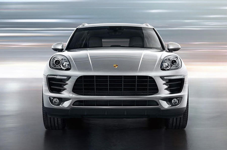New entry-level Porsche Macan revealed in Beijing