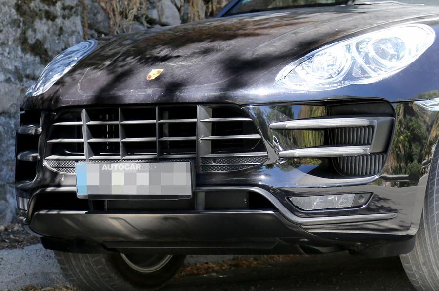 Porsche Macan: latest spy pics