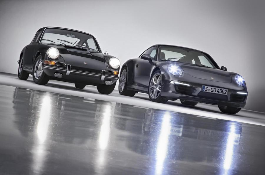 Porsche 911 GT3 gets UK debut at Goodwood