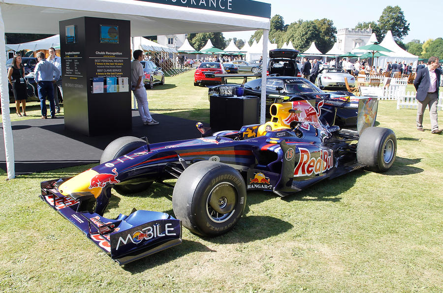 Salon Prive 2013 preview gallery