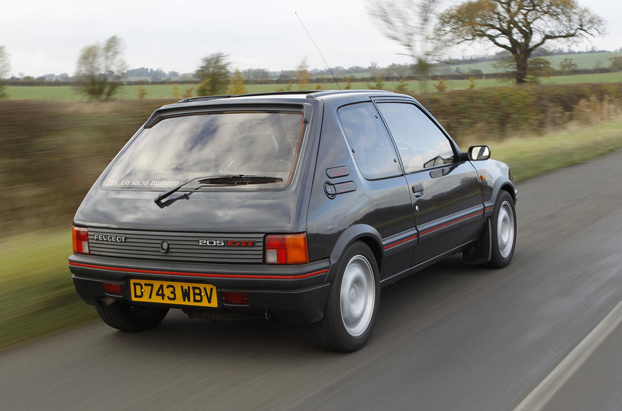 Ford Sierra RS Cosworth and other appreciating classics