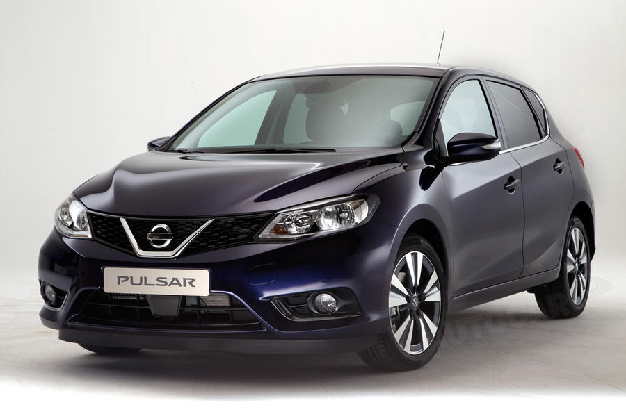 A closer look at the new Nissan Pulsar hatchback – exclusive studio shots