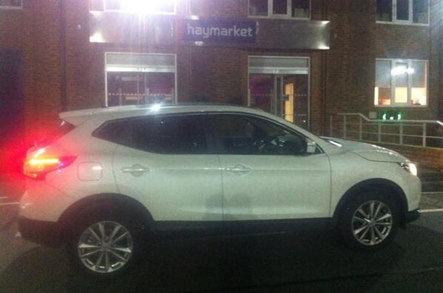 Nissan Qashqai from Sunderland to Istanbul, day 13