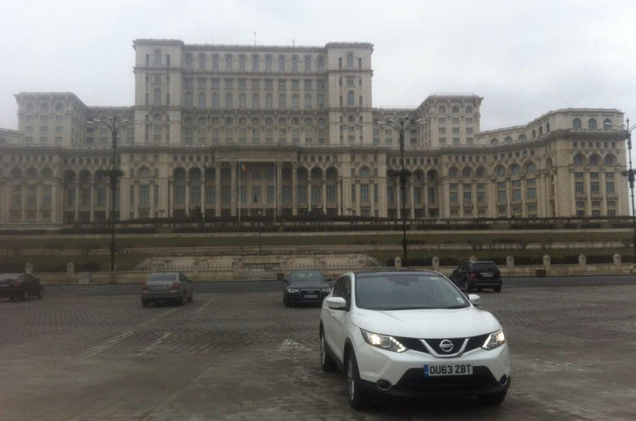 Nissan Qashqai from Sunderland to Istanbul, day ten