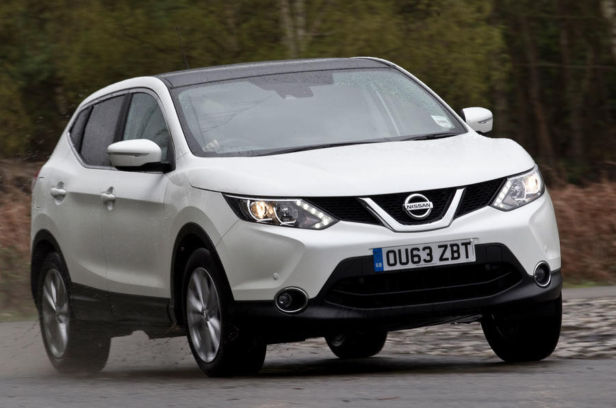 Best car deals: Nissan Qashqai, Vauxhall Mokka, Hyundai ix35, BMW 5-series