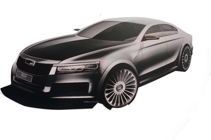 Qoros plans model range expansion