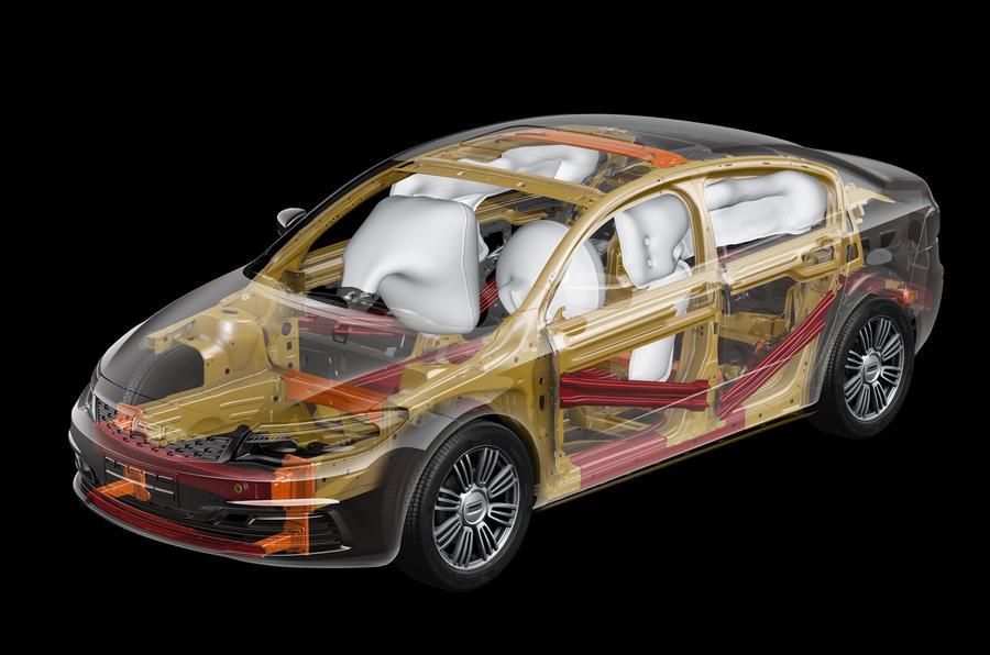 Qoros 3 achieves highest Euro NCAP score of 2013