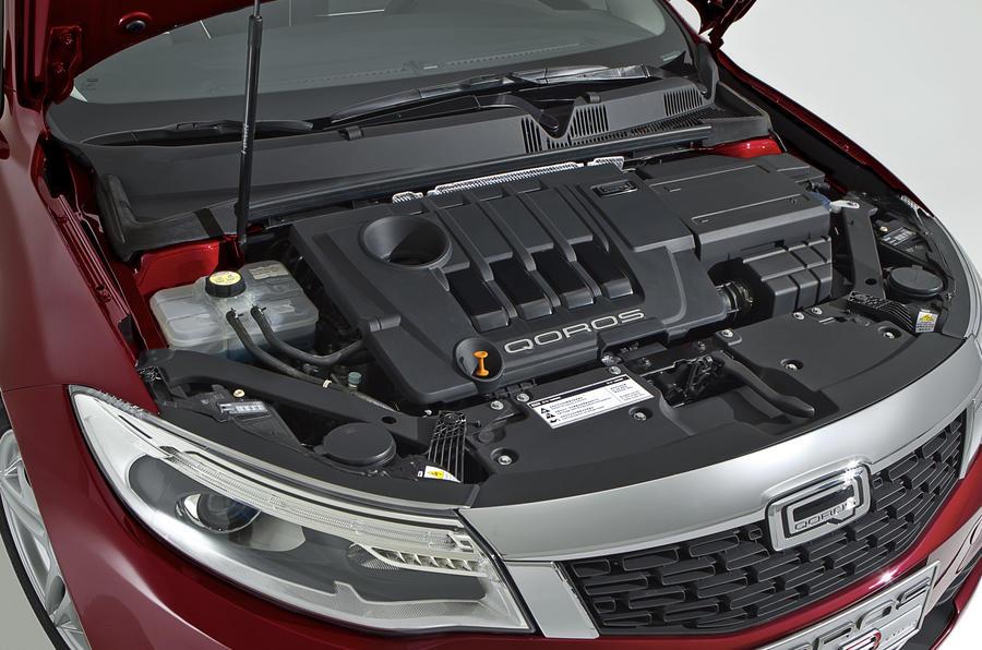 Qoros 3 hatchback makes Geneva debut