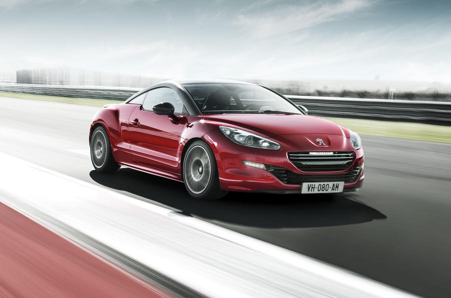 Peugeot RCZ R first drive review