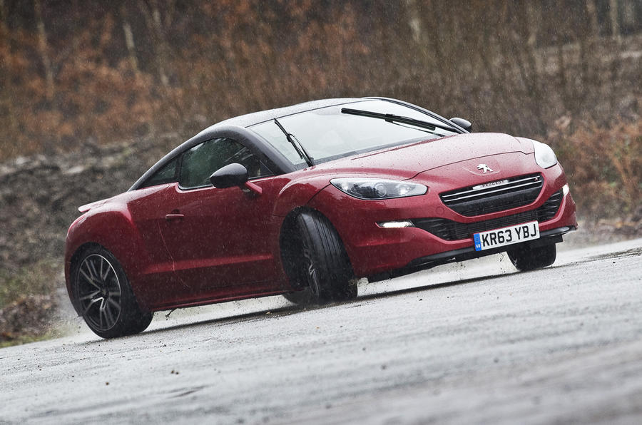 Peugeot Rcz R Peugeot Rcz R 199kw 0 100km H And Here In March New