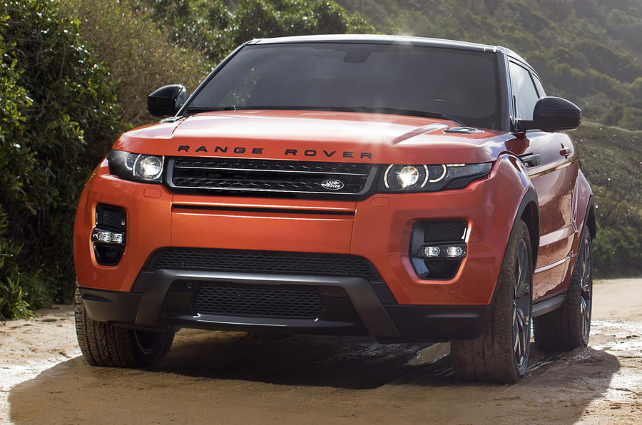 Hot new Range Rover Evoque gets 281bhp