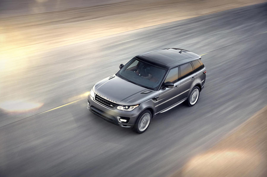 Range Rover Sport Supercharged 5.0-litre V8 first drive