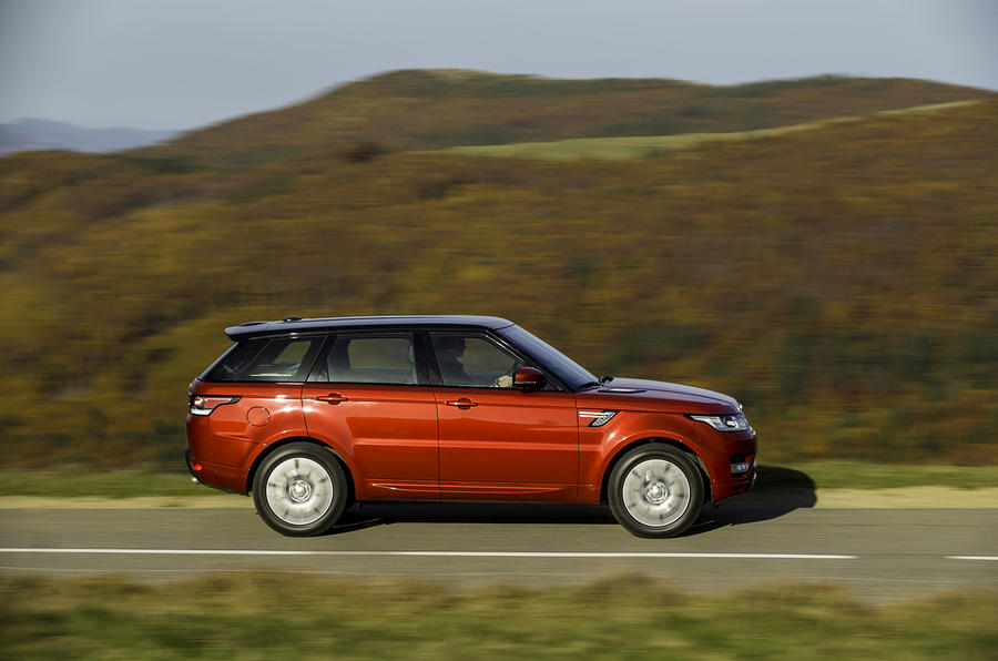 Range Rover Sport SDV8 first drive review