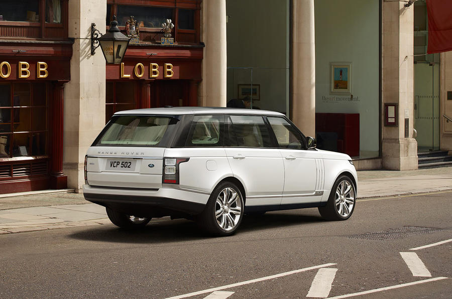 Range Rover LWB first drive review