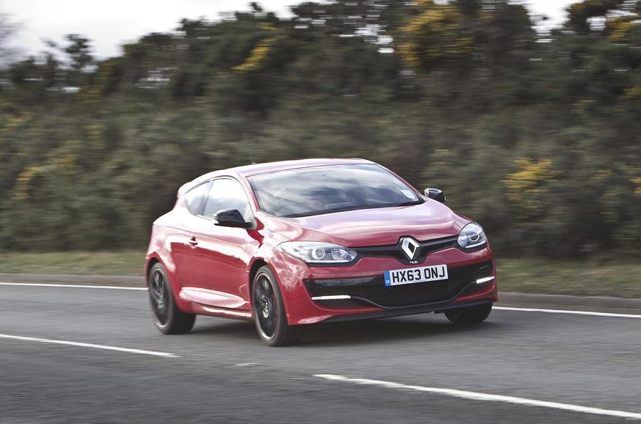 Renault megane rs 265 review