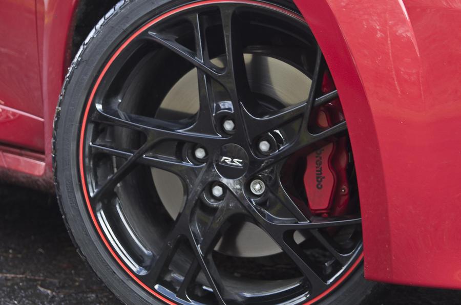 19in Renault Megane RS alloys