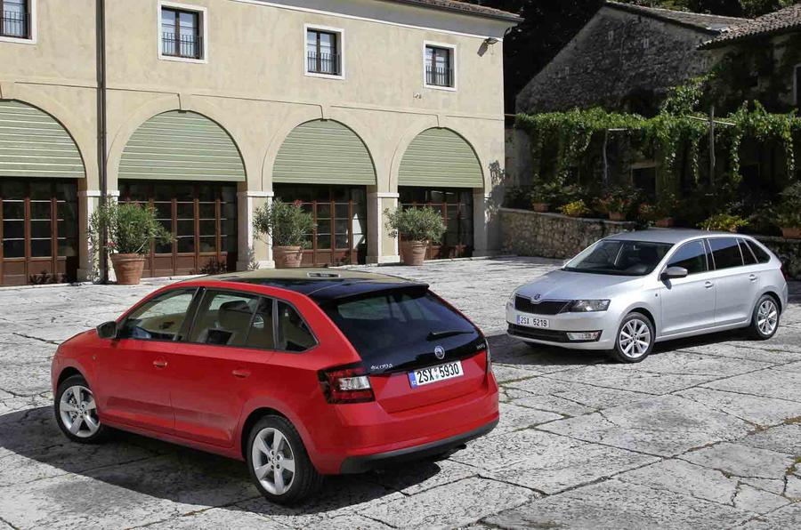 Skoda Rapid Spaceback pricing announced