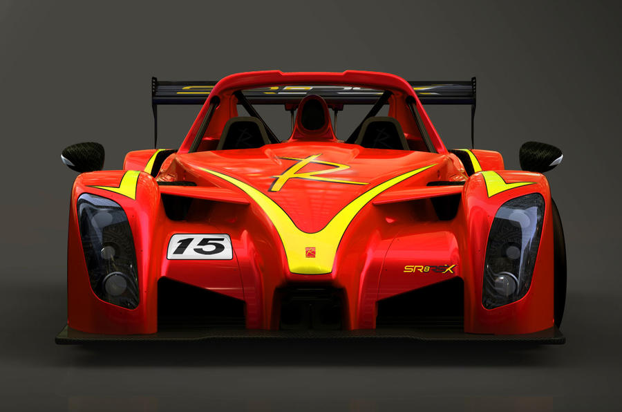 Radical to show new RS8 RSX sports car at Autosport International