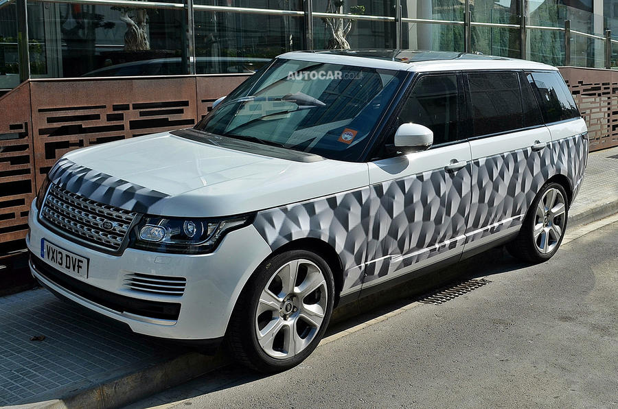 range rover long wheelbase spotted. Black Bedroom Furniture Sets. Home Design Ideas