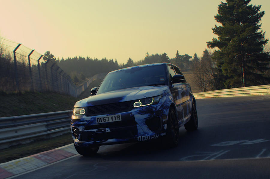 The vagaries of Range Rover's 'claimed' Nurburgring lap time