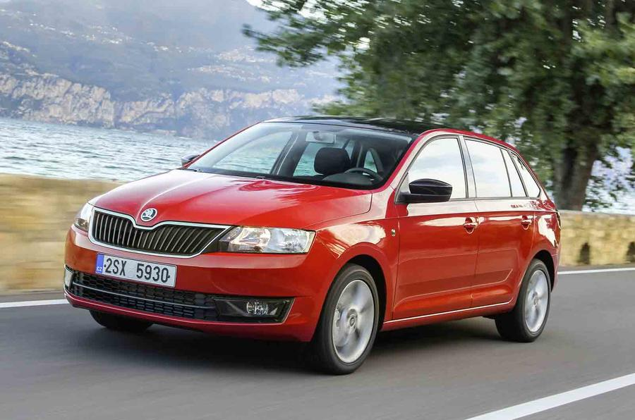 Skoda Rapid Spaceback 1.2 TSI GreenTech first drive