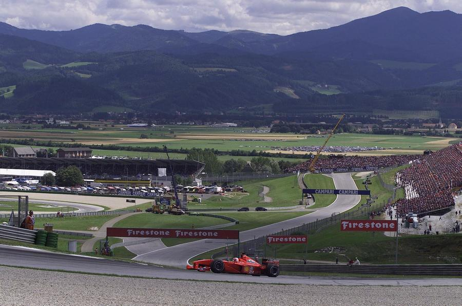 Red Bull's plans for an Austrian Grand Prix are not clear cut