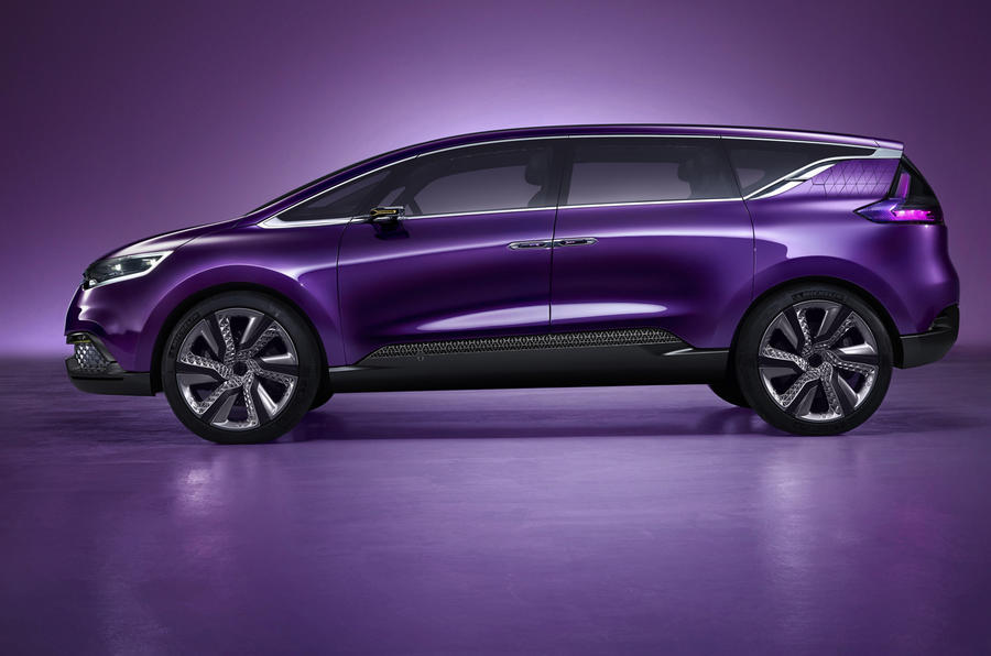 Renault Initiale Paris concept shown